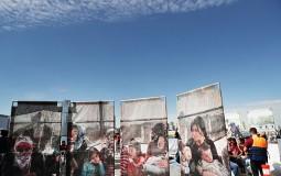 Interactive Exhibit Featuring Displaced Individuals