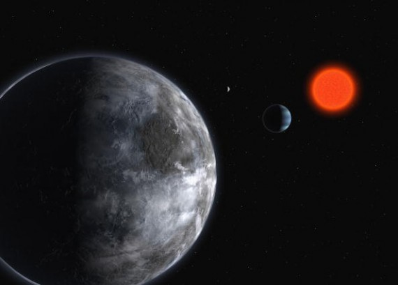 The Most Earth-like Planet Outside the solar System