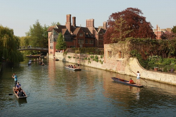 Cambridge University's 300-Year Old Tradition In Danger Because Of Snowflake Generation