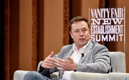 Tesla Motors CEO and Product Architect Elon Musk speaks onstage during 'What Will They Think of Next? Talking About Innovation'