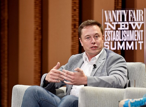 Elon Musk Says Artificial Intelligence Is Dangerous, Unemployment Will Deprive Workers