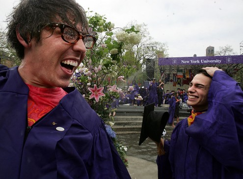 NYU Suggests Ways  For Students To Graduate Faster and Reduce College Costs