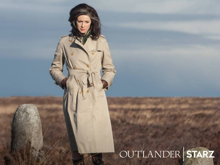 Outlander's Caitriona Balfe Teases Sexy Jamie & Claire Scenes