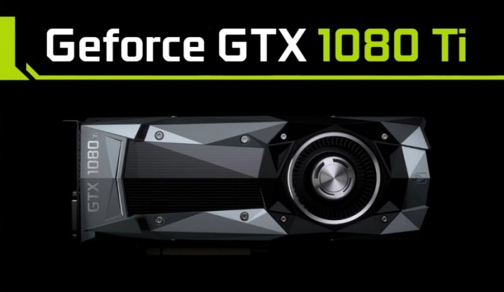 Nvidia unveils 'fastest ever' GeForce GTX 1080 Ti GPU