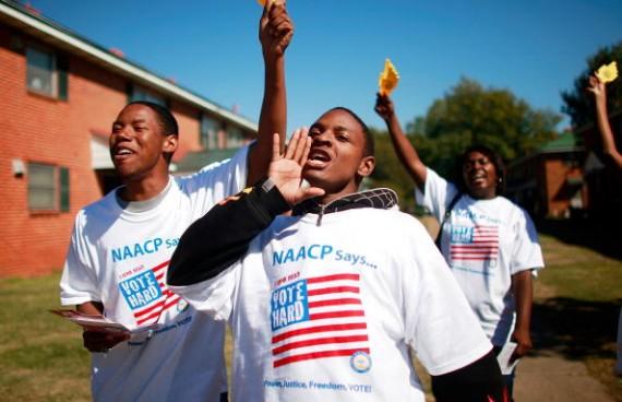 "University of Michigan student activist group demand ""No Whites Space"""