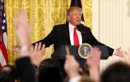American people still trust the media more than Trump