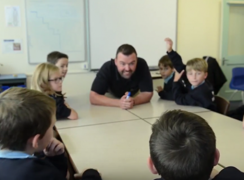 Talented School Children Get A Taste Of College Life For The First Time