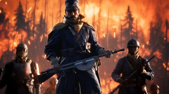 'Battlefield 1' Official They Shall Not Pass Trailer