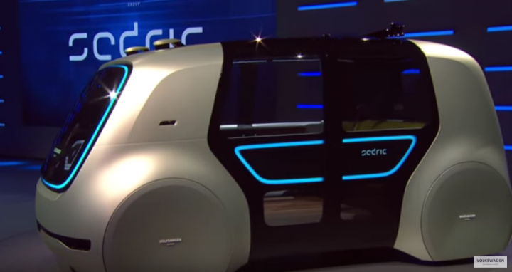 Is that Bulbasaur on wheels? Nope, it's Volkswagen's new concept auto
