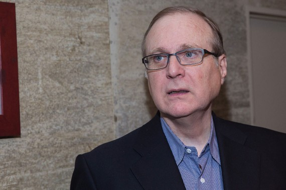 Paul Allen and Microsoft donate $50 million to the University of Washington
