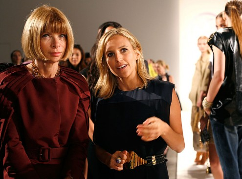 Millionaire Tory Burch Encourages Women To Embrace Ambition [VIDEO]
