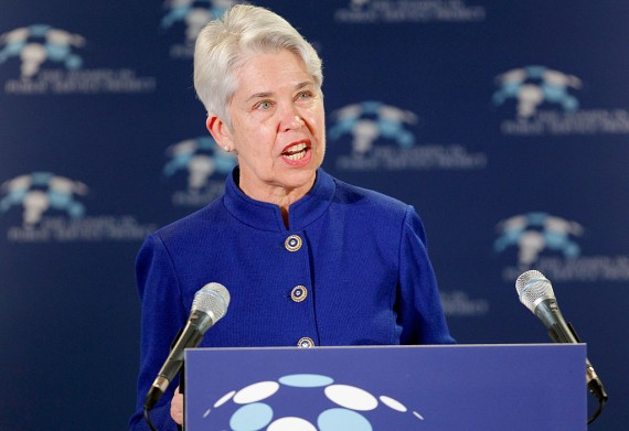 Regents Approved Carol Christ As UC Berkely Chancellor [VIDEO]