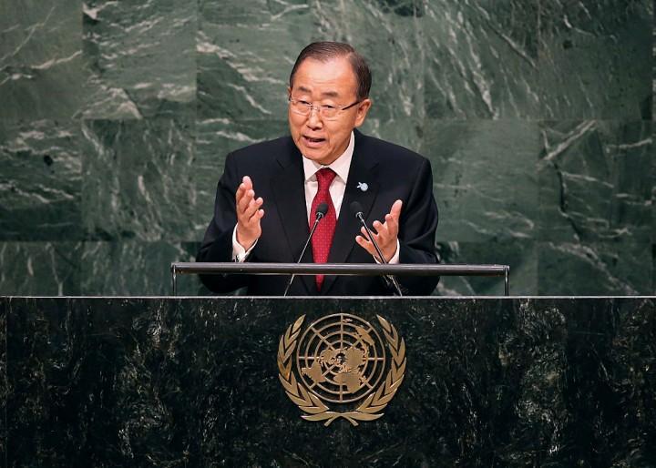 Former UN chief Ban Ki-moon will be a visiting professor at Harvard