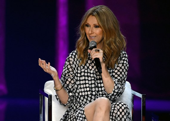 Celine Dion Shares Advice From Late Husband On The Voice [VIDEO]