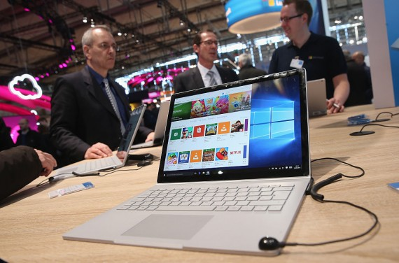 Microsoft Surface Book 2 To Launch Alongside Microsoft Surface Pro 5 In April Will Reportedly Be Cheaper Than Its Predecessor
