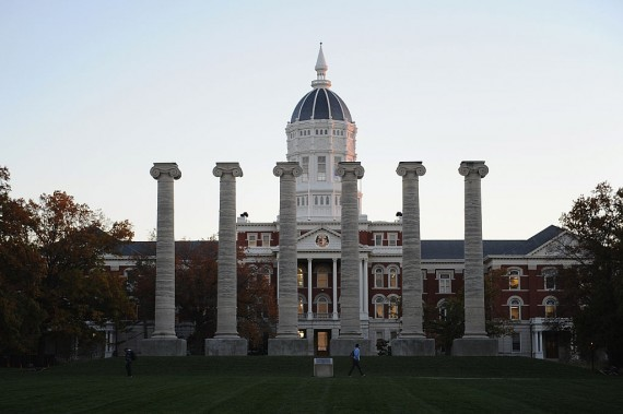 University of Missouri announce plans to address budget gaps
