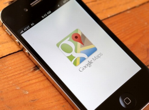 Google Maps Helps You Find Your Car Easily In The Parking Lot