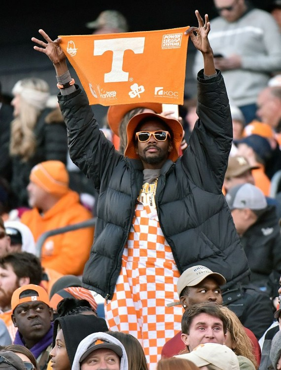Today' Shows Features The University of Tennessee Try To Break A Record [VIDEO]