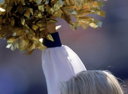 Coastal Carolina University Cheerleaders Suspended, Investigation Pending [VIDEO]