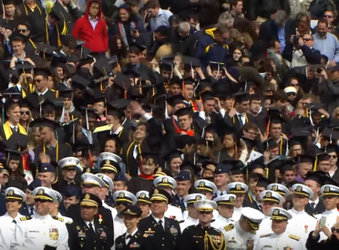 University of Michigan Students Upset with the Lack of Commencement Keynote Speaker