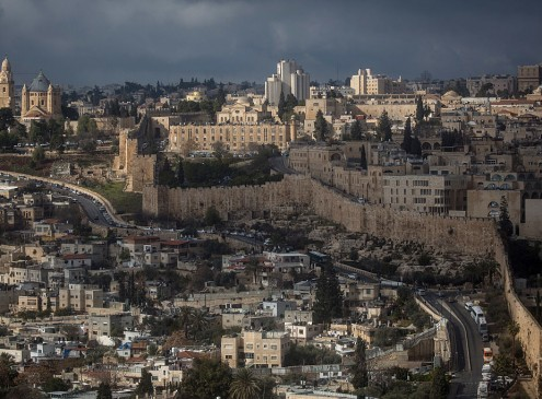 Discover What Jerusalem Looks Like During The Time Of Jesus Christ Through VR