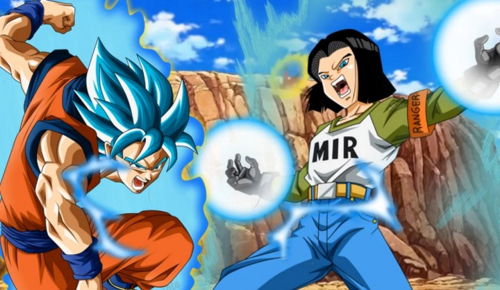 New Dragon Ball Super Preview Proves Android 17 Hasn't Lost His Touch