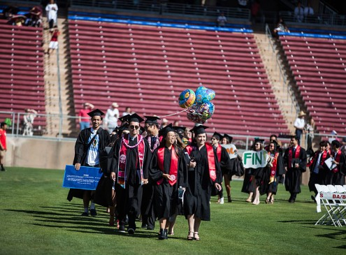 Census Reveals Increase In College Degrees Among Americans