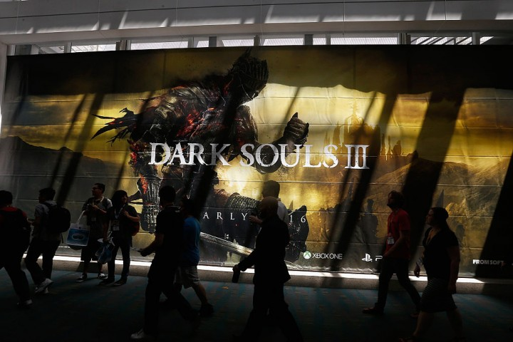 Dark Souls Publisher Teases New Game With Tagline 'Prepare to Dine'