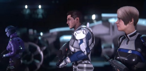 "Criticisms Of ""Mass Effect Andromeda"" Hard To Read According To Lead Designer"