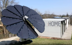 smartflower: the sexy & sustainable solar plant smartflower TM smartflower TM