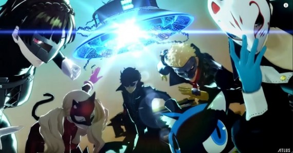 """""""Persona 5"""" Gets Accolades Trailer To Celebrate Success"""