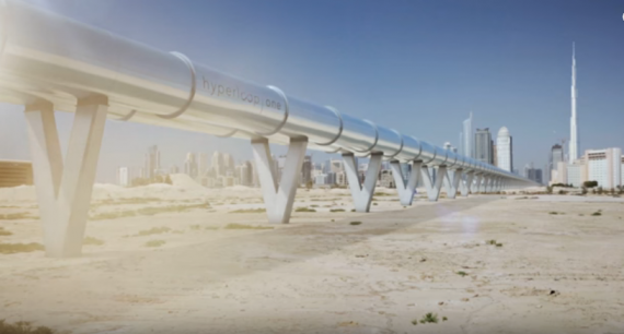 The Hyperloop One System
