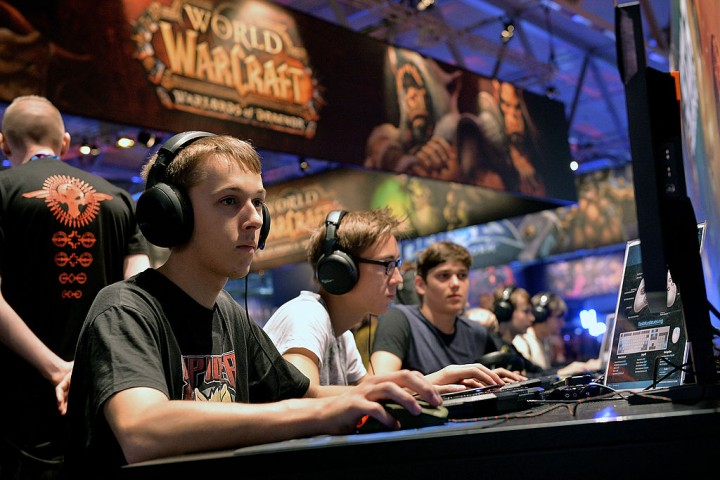 World of Warcraft gamers