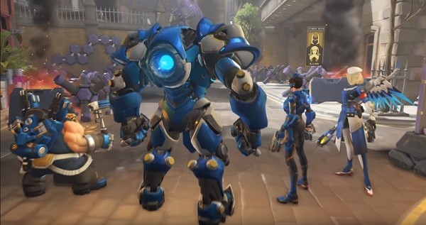 "New ""Overwatch Uprising"" Patch Fixes Numerous Bugs"