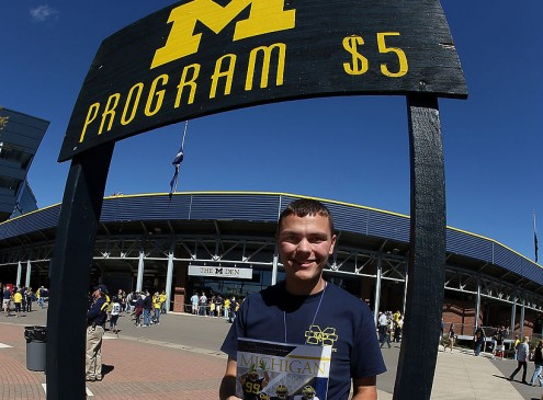 University of Michigan ExceedsTheir $4 Billion Student Support Fundraising Goal [VIDEO]