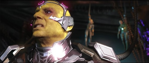 """Injustice 2"" Latest Trailer Introduces Brainiac"