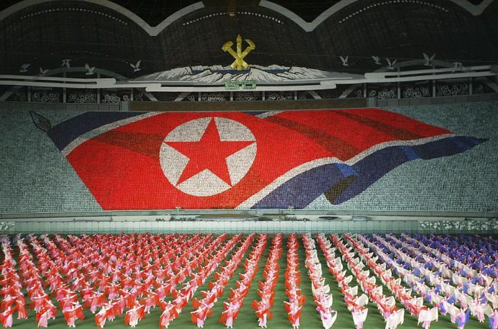 US, S/Korea, Japan plot against N/Korea