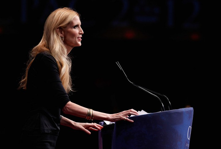 Ann Coulter's Berkeley speech canceled, police prep for violence