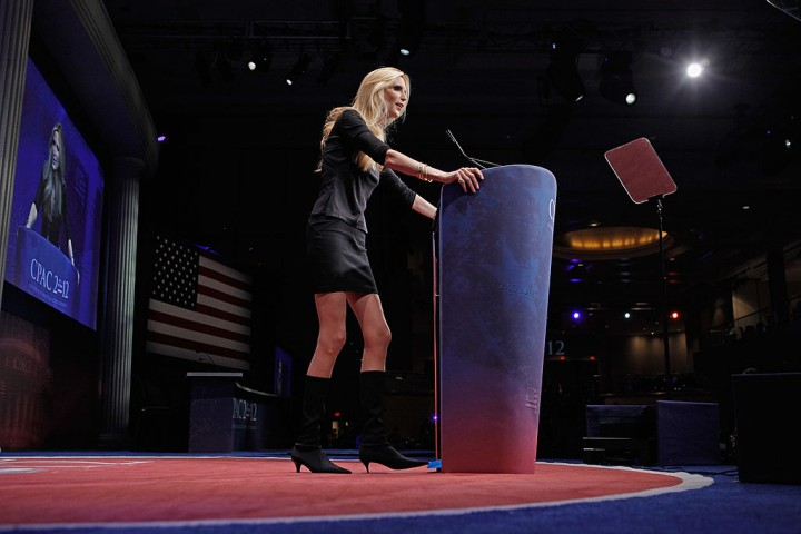 Alt-right group to rally after cancellation of Coulter talk