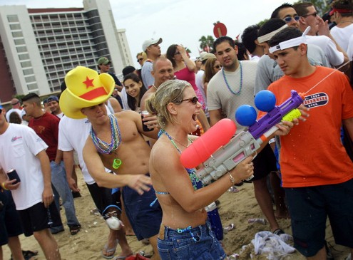 Virginia Beach now Ready for College Beach Weekend [VIDEO]