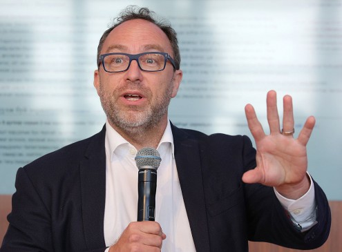 Fake News Solution: Wikipedia Cofounder Jimmy Wales Has Remedy For the Spread of Fake News [VIDEO]