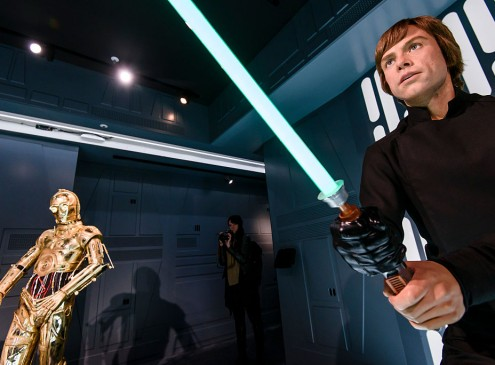 Newcastle University Builds Real Luke Skywalker Prosthetic Arm in 'Star Wars' [VIDEO]