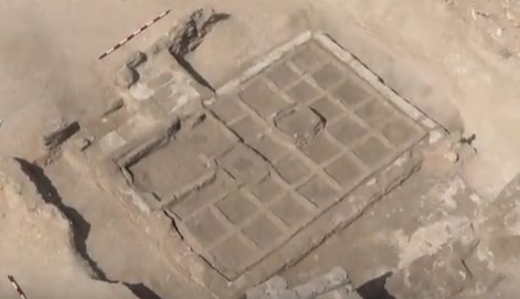 Djehuty Project discovered a funerary garden in Egypt