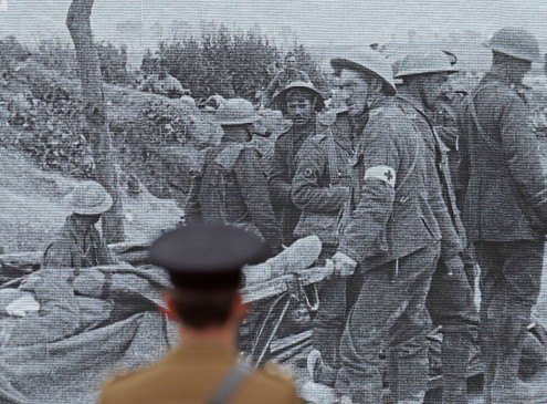 Cornell University's Johnson Museum Exhibits WW1 Artifacts [VIDEO]