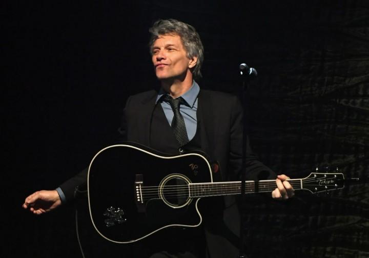 Bon Jovi The Rockstar