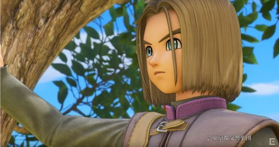 """Dragon Quest XI"" Releases Details On Mysterious Smithing"