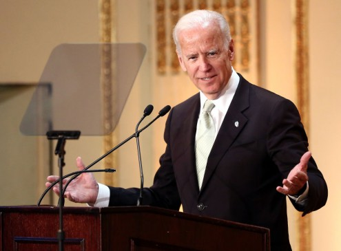 Joe Biden Delivers Graduation Speech For Colby College Batch 2017; Wants Political Unity [VIDEO]