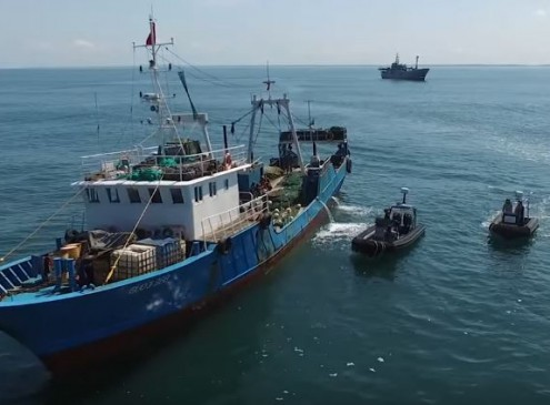 Sea Shepherd Is Winning The Fight Against Illegal Fishing In Liberia [VIDEO]