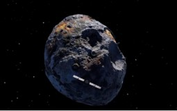 The Only Known Metal Asteroid