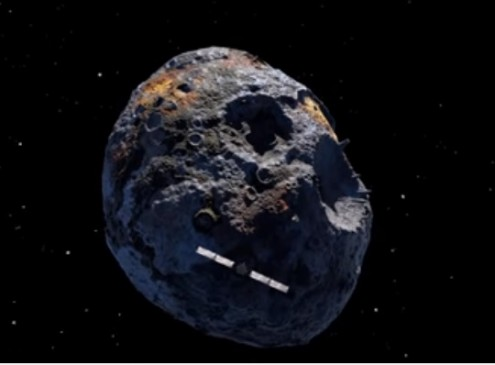 Meet The Asteroid That Can Collapse The Global Economy [VIDEO]
